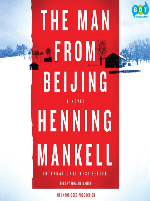 Title details for The Man From Beijing by Henning Mankell - Available