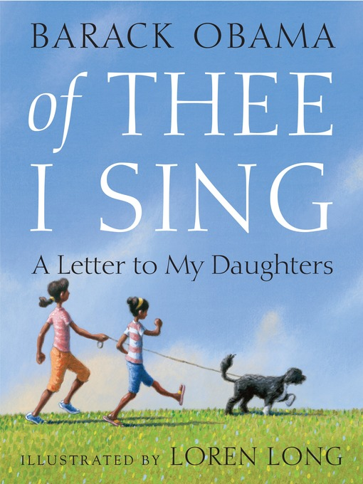 Title details for Of Thee I Sing by Barack Obama - Available