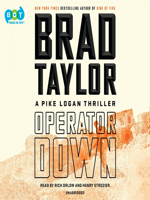 Title details for Operator Down by Brad Taylor - Available