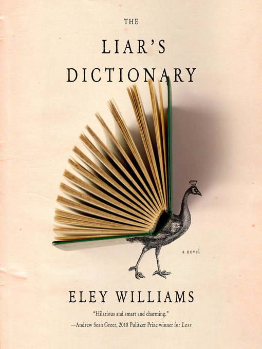 Title details for The Liar's Dictionary by Eley Williams - Wait list