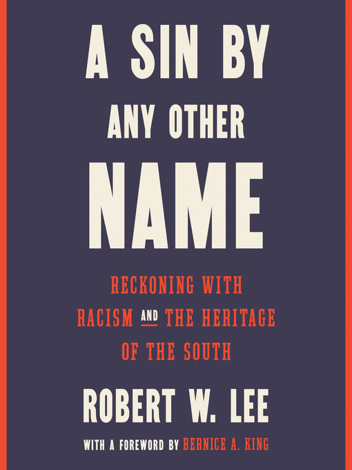 Title details for A Sin by Any Other Name by Robert W. Lee - Available