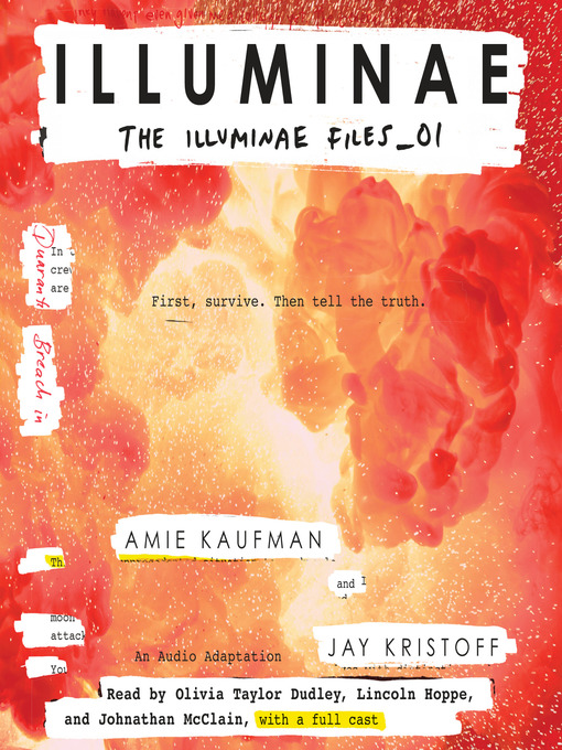 Title details for Illuminae by Amie Kaufman - Wait list