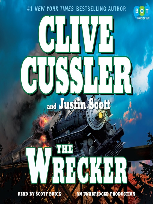 Title details for Wrecker by Clive Cussler - Available