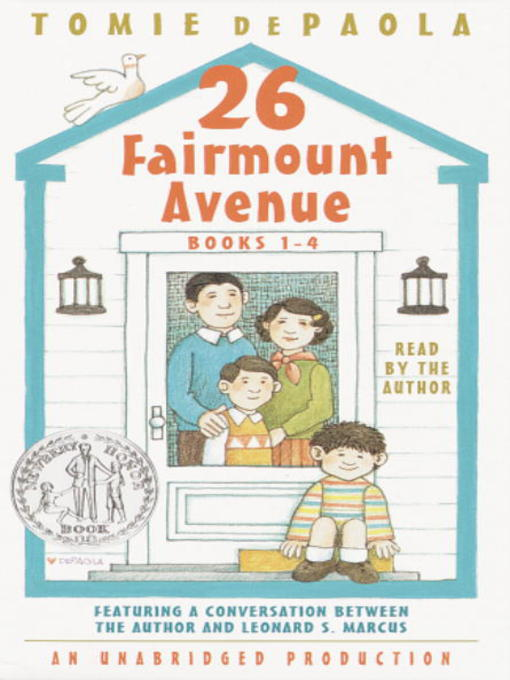 Title details for 26 Fairmount Avenue, Books 1-4 by Tomie dePaola - Wait list