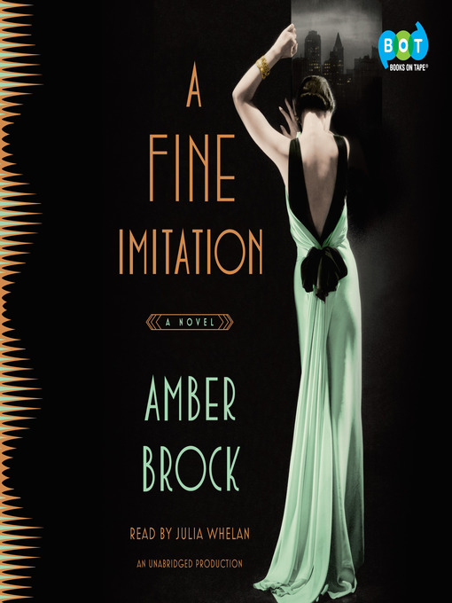 Title details for A Fine Imitation by Amber Brock - Available