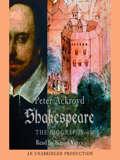 Title details for Shakespeare by Peter Ackroyd - Wait list