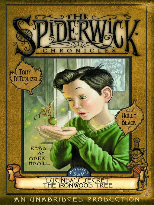 Title details for The Spiderwick Chronicles, Volume II by Holly Black - Wait list