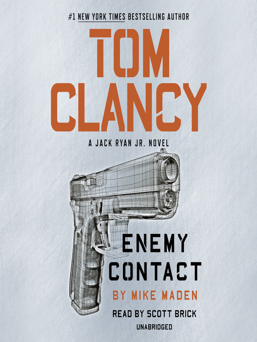 Title details for Tom Clancy Enemy Contact by Mike Maden - Wait list