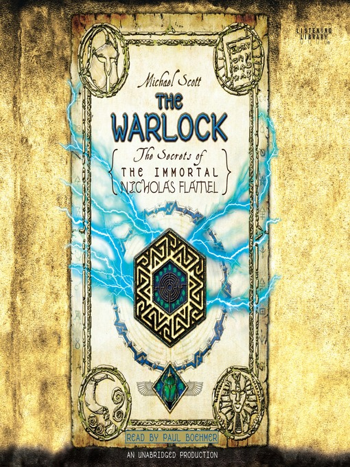 Cover of The Warlock