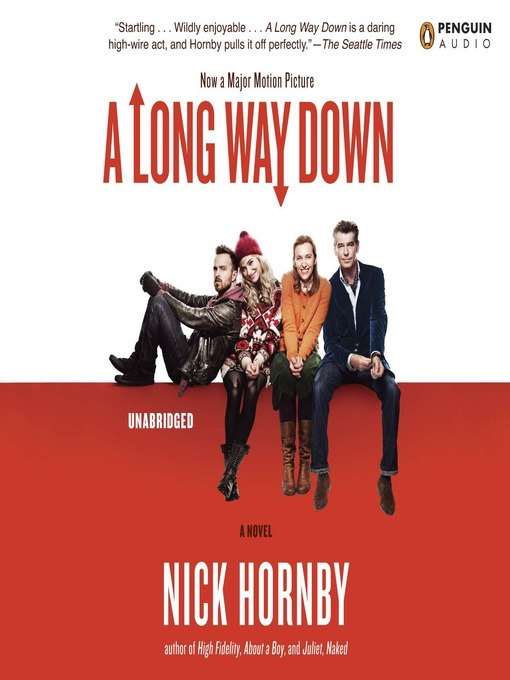 Title details for A Long Way Down by Nick Hornby - Available