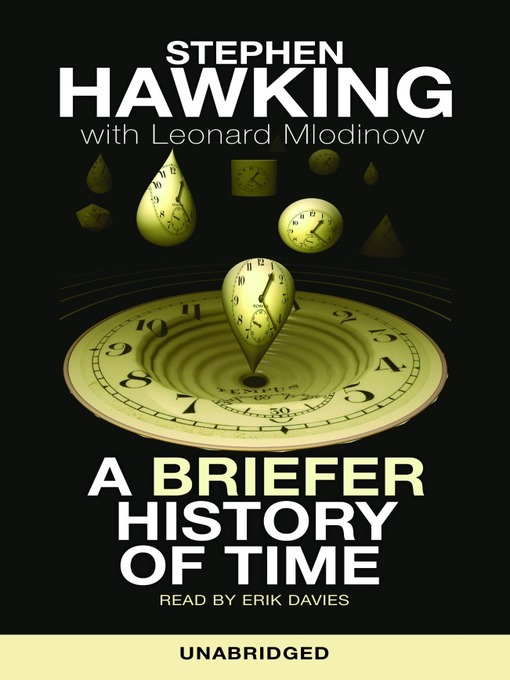 Title details for A Briefer History of Time by Stephen Hawking - Available