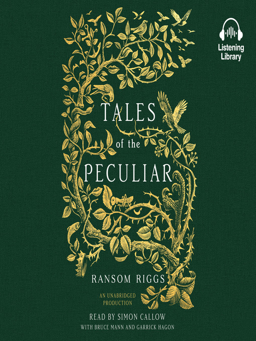 Title details for Tales of the Peculiar by Ransom Riggs - Wait list