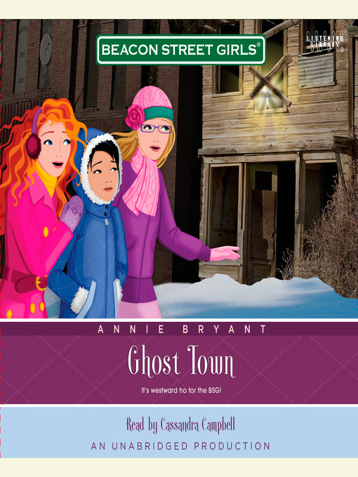 Title details for Ghost Town by Annie Bryant - Wait list