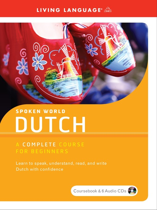 Title details for Spoken World by Living Language - Available