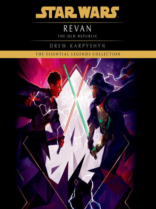 Title details for Revan by Drew Karpyshyn - Wait list