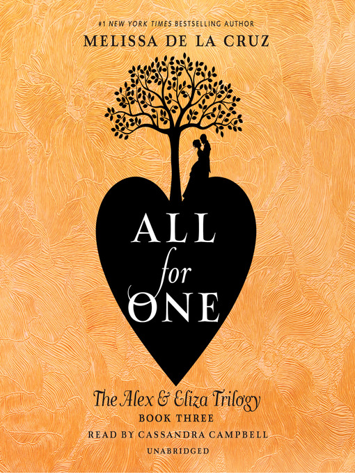 Title details for All for One by Melissa de la Cruz - Available