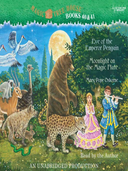Author Of Magic Treehouse Books Part - 15: Title Details For Magic Tree House, Books 40 U0026 41 By Mary Pope Osborne -