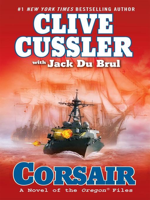Title details for Corsair by Clive Cussler - Wait list