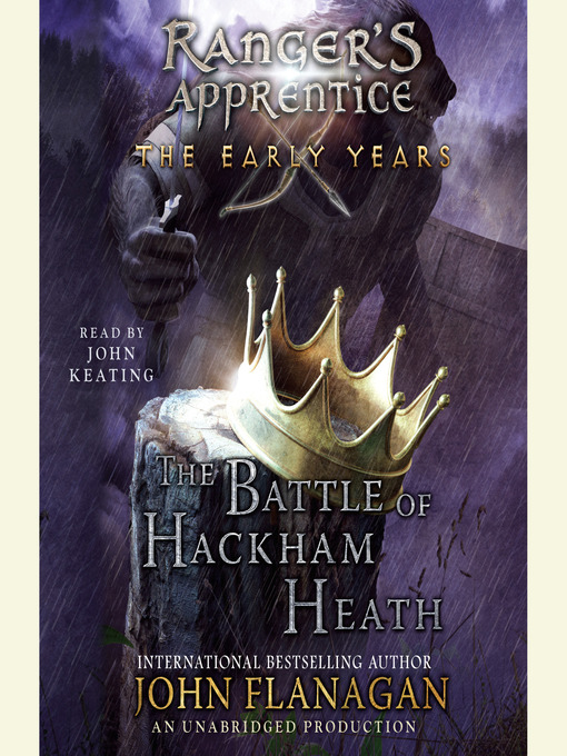 Title details for The Battle of Hackham Heath by John A. Flanagan - Available