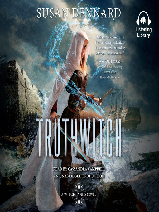 Title details for Truthwitch by Susan Dennard - Available