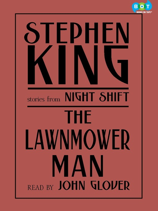 Title details for The Lawnmower Man by Stephen King - Wait list