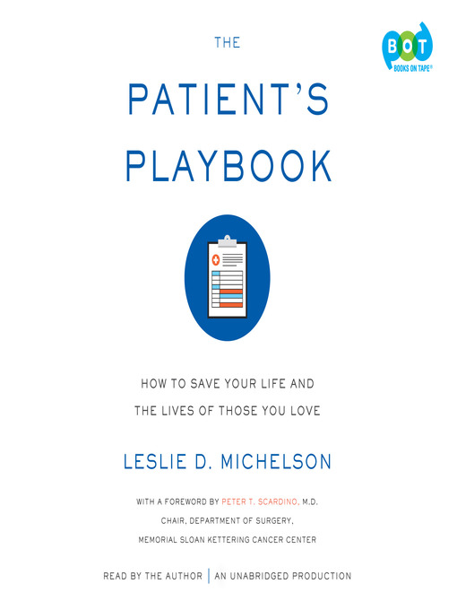Cover of The Patient's Playbook