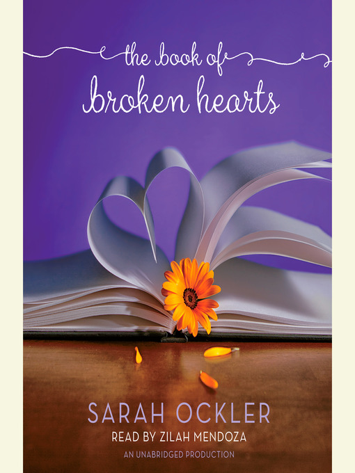Title details for The Book of Broken Hearts by Sarah Ockler - Available