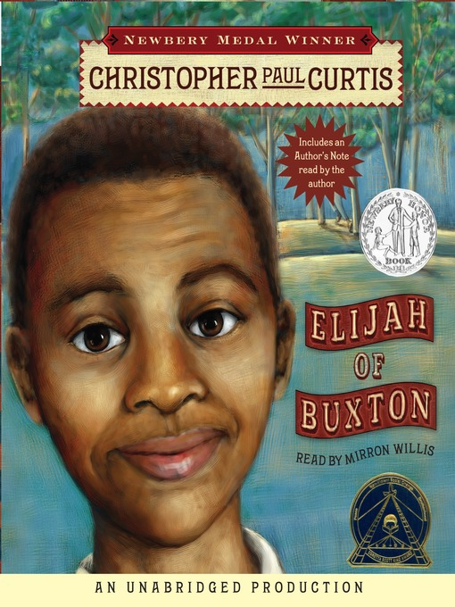 Cover image for Elijah of Buxton