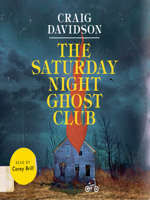 Cover image for The Saturday Night Ghost Club