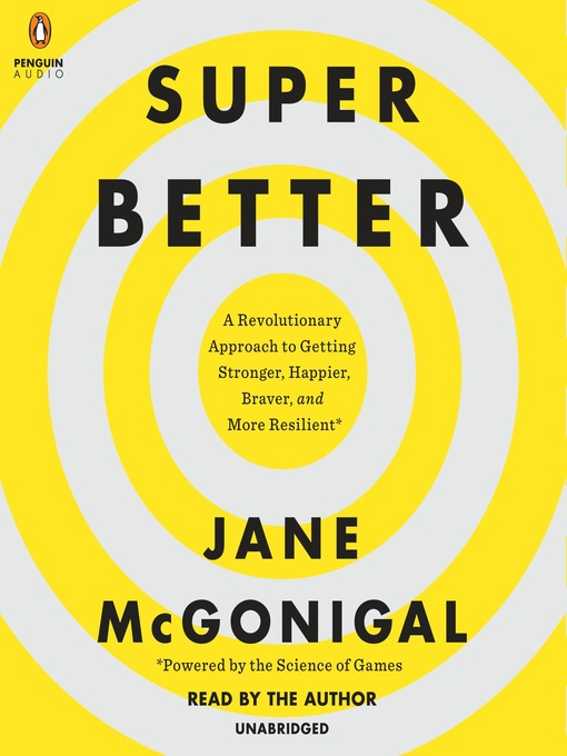 Title details for SuperBetter by Jane McGonigal - Available