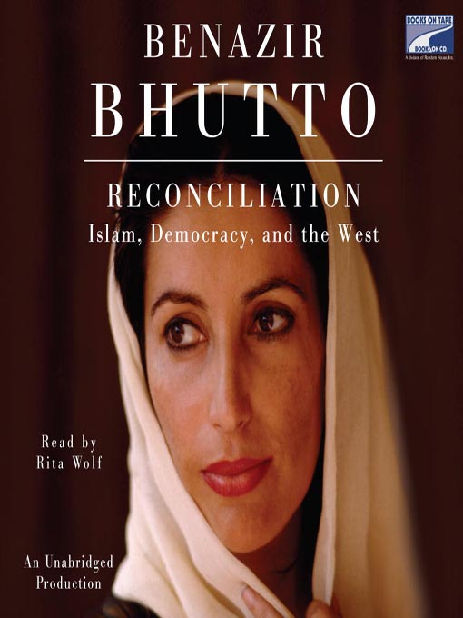 Title details for Reconciliation by Benazir Bhutto - Available