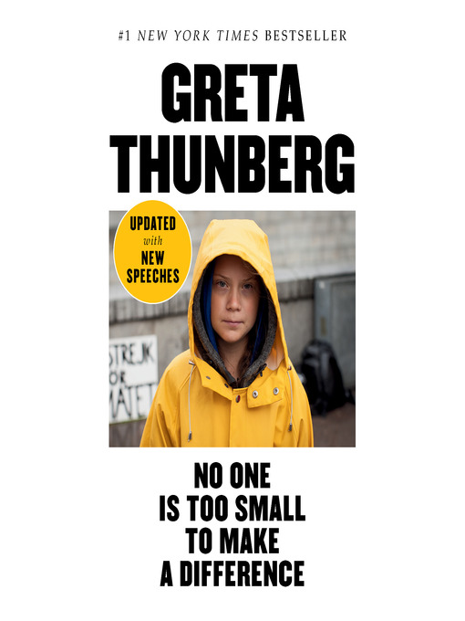 Cover: No One Is Too Small to Make a Difference