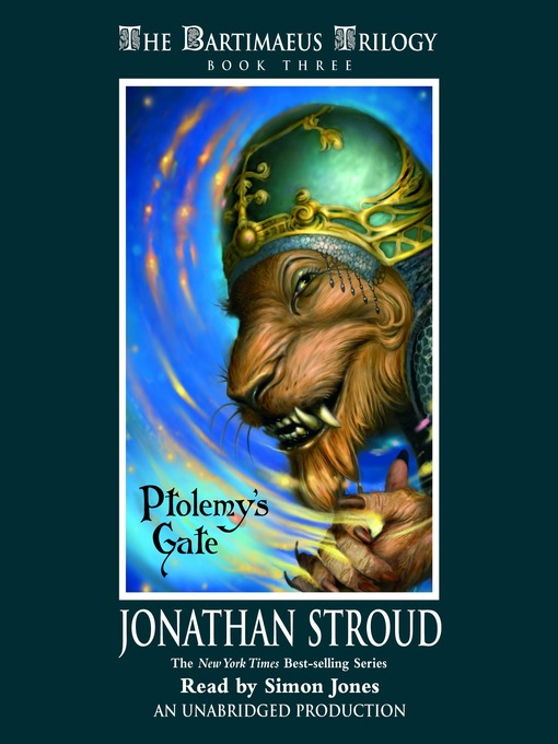 Title details for Ptolemy's Gate by Jonathan Stroud - Available