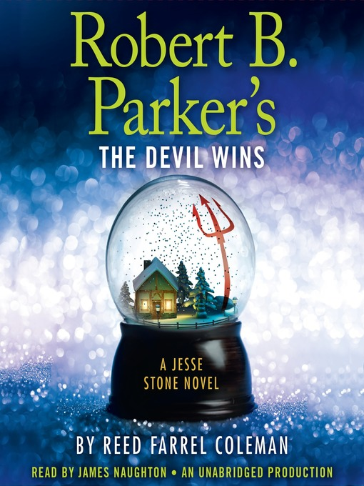 Cover of Robert B. Parker's The Devil Wins