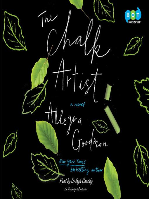 Title details for The Chalk Artist by Allegra Goodman - Wait list