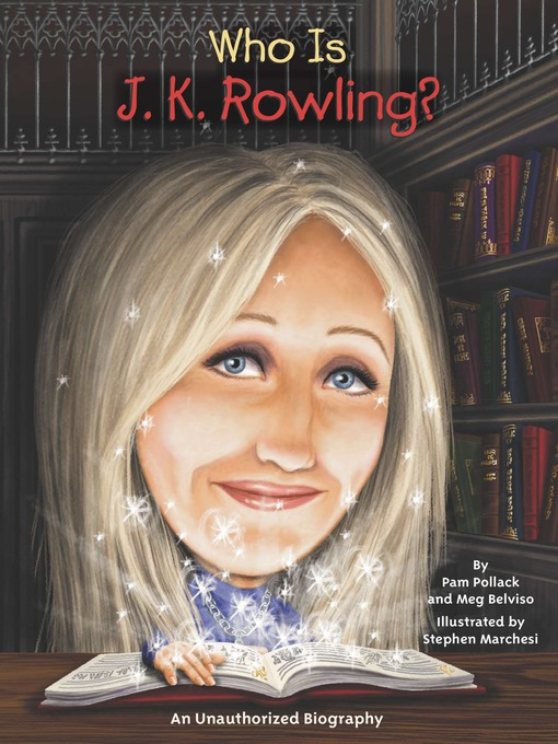 Title details for Who is J.K. Rowling? by Pamela D. Pollack - Wait list