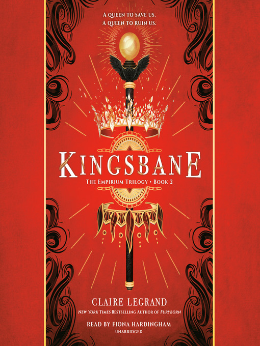 Title details for Kingsbane by Claire Legrand - Available