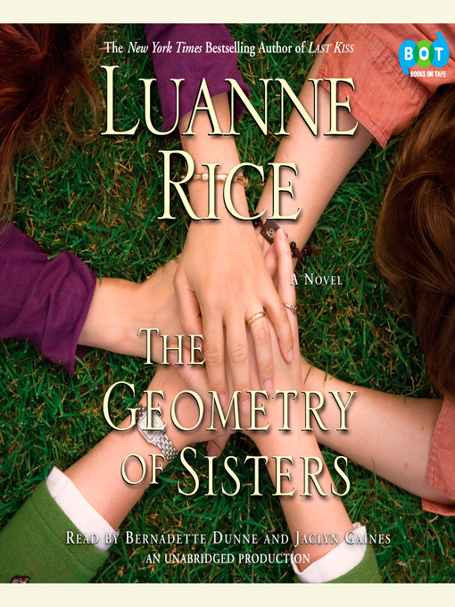 Title details for The Geometry of Sisters by Luanne Rice - Wait list