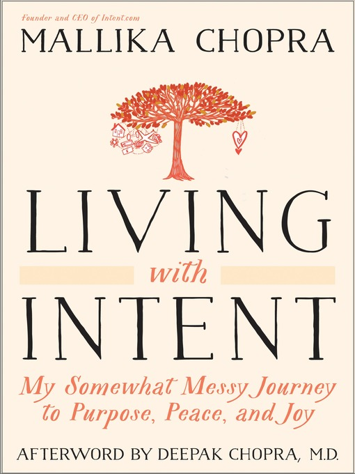 Cover of Living with Intent