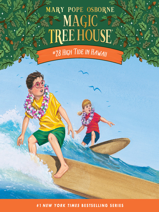Title details for High Tide in Hawaii by Mary Pope Osborne - Wait list
