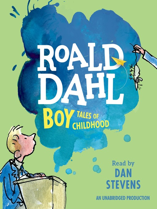 Title details for Boy by Roald Dahl - Available