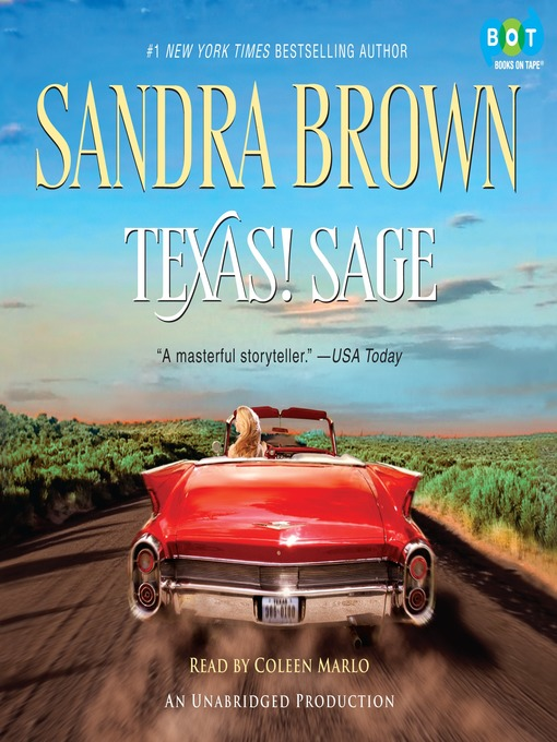 Title details for Sage by Sandra Brown - Wait list