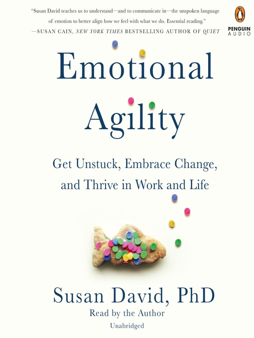 Title details for Emotional Agility by Susan David - Available