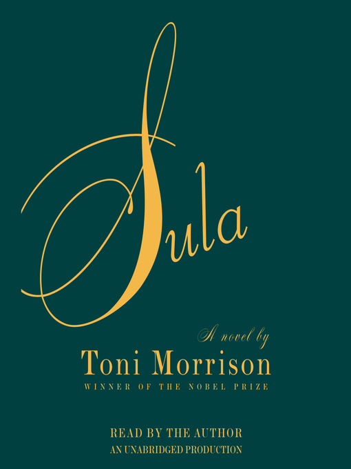 Title details for Sula by Toni Morrison - Wait list