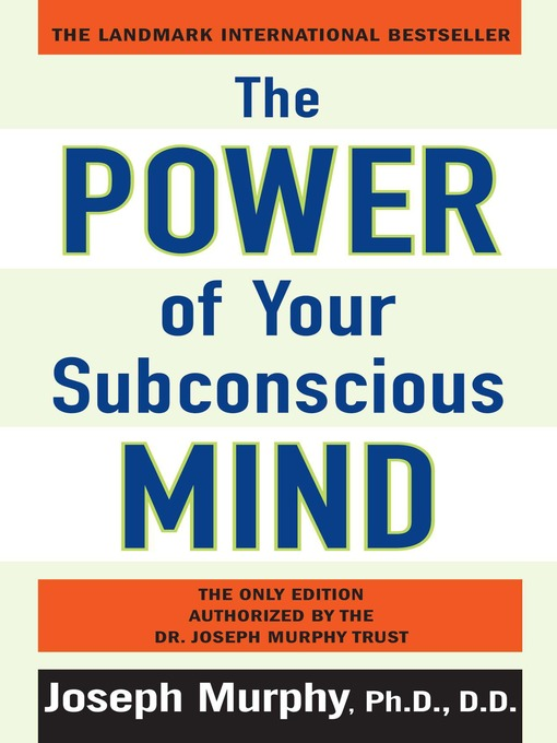 the mysteries of the subconscious mind However, it was only ten years ago that i began to seriously probe the mysteries  of the subconscious and learn the methods and techniques that unlock the.