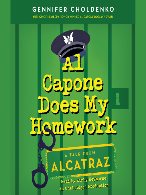 Title details for Al Capone Does My Homework by Gennifer Choldenko - Wait list