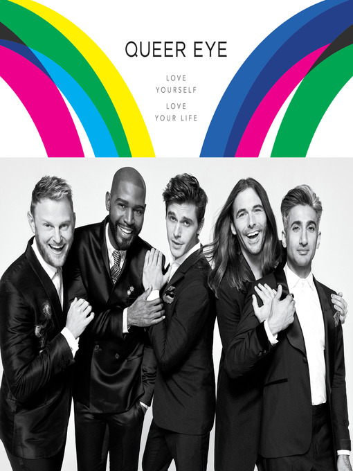Cover of Queer Eye