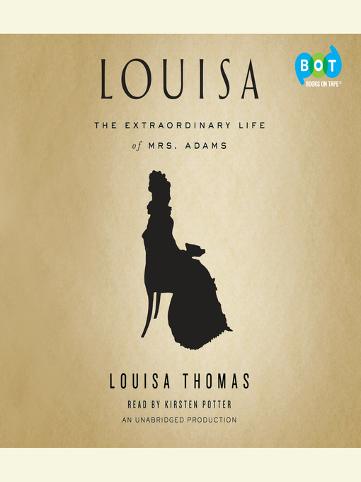 Title details for Louisa by Louisa Thomas - Wait list