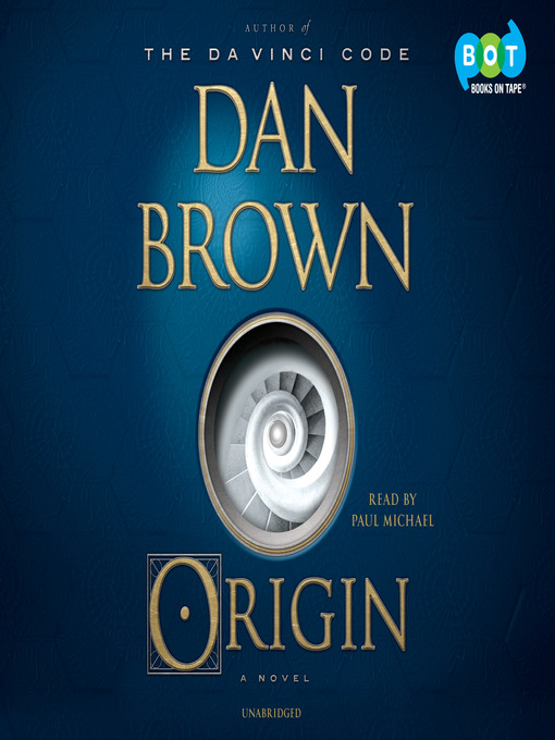 Cover image for book: Origin