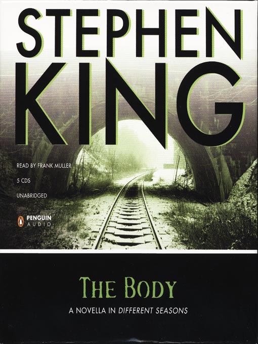 Title details for The Body by Stephen King - Available